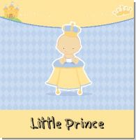 Little Prince Baby Shower Theme