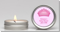 Princess Crown - Baby Shower Candle Favors