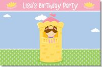 Princess in Tower - Personalized Birthday Party Placemats