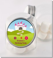 Princess Rolling Hills - Personalized Birthday Party Candy Jar
