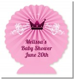 Princess Royal Crown - Personalized Baby Shower Centerpiece Stand