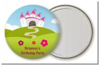 Princess Rolling Hills - Personalized Birthday Party Pocket Mirror Favors