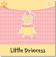 Little Princess Baby Shower Theme