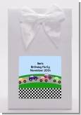 Race Car - Birthday Party Goodie Bags