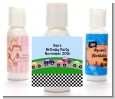 Race Car - Personalized Birthday Party Lotion Favors thumbnail