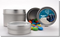 Racquetball - Custom Birthday Party Favor Tins