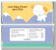 Ram | Aries Horoscope - Personalized Baby Shower Candy Bar Wrappers thumbnail