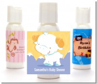 Ram | Aries Horoscope - Personalized Baby Shower Lotion Favors