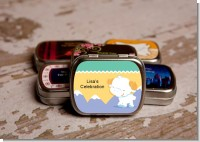 Ram | Aries Horoscope - Personalized Baby Shower Mint Tins