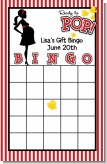Ready To Pop - Baby Shower Gift Bingo Game Card