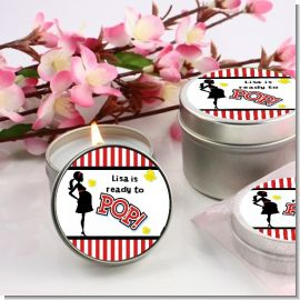 Ready To Pop - Baby Shower Candle Favors