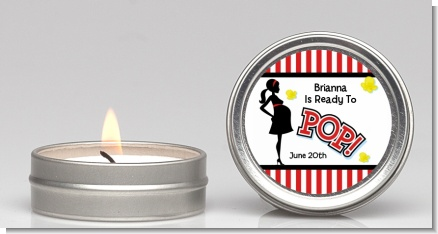 Ready To Pop ® - Baby Shower Candle Favors