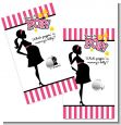 Ready To Pop Dark Pink - Baby Shower Scratch Off Game Tickets thumbnail
