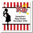 Ready To Pop - Personalized Baby Shower Card Stock Favor Tags thumbnail
