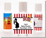Ready To Pop - Personalized Baby Shower Hand Sanitizers Favors