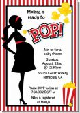 Ready To Pop - Baby Shower Invitations
