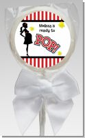 Ready To Pop - Personalized Baby Shower Lollipop Favors