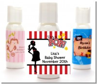 Ready To Pop - Personalized Baby Shower Lotion Favors
