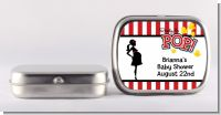 Ready To Pop - Personalized Baby Shower Mint Tins