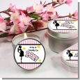 Ready To Pop Pink - Baby Shower Candle Favors thumbnail