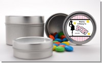 Ready To Pop Pink - Custom Baby Shower Favor Tins
