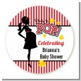 Ready To Pop - Personalized Baby Shower Table Confetti thumbnail