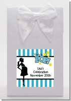 Ready To Pop Teal - Baby Shower Goodie Bags
