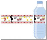 Ready To Pop - Personalized Baby Shower Water Bottle Labels