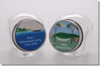 Retirement Candy Jar Favors