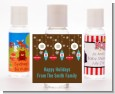 Retro Ornaments - Personalized Christmas Hand Sanitizers Favors thumbnail