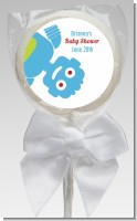 Robots - Personalized Baby Shower Lollipop Favors