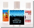Rock Band | Like A Rock Star Boy - Personalized Birthday Party Hand Sanitizers Favors thumbnail