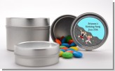 Rock Climbing - Custom Birthday Party Favor Tins