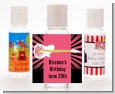Rock Star Guitar Pink - Personalized Birthday Party Hand Sanitizers Favors thumbnail