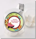 Roller Skating - Personalized Birthday Party Candy Jar