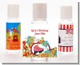 Roller Skating - Personalized Birthday Party Hand Sanitizers Favors thumbnail