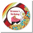 Roller Skating - Personalized Birthday Party Table Confetti thumbnail
