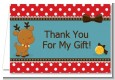 Rudolph the Reindeer - Christmas Thank You Cards thumbnail