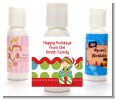Santa's Little Elf - Personalized Christmas Lotion Favors thumbnail