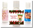 Santa's Little Elfie - Personalized Christmas Lotion Favors thumbnail