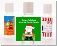 Santa's Work Shop - Personalized Christmas Hand Sanitizers Favors thumbnail