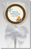 Scavenger Hunt - Personalized Birthday Party Lollipop Favors