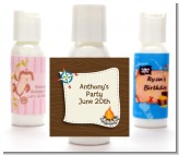 Scavenger Hunt - Personalized Birthday Party Lotion Favors