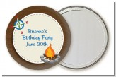 Scavenger Hunt - Personalized Birthday Party Pocket Mirror Favors