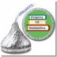 School Books - Hershey Kiss School Sticker Labels thumbnail