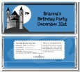 School of Wizardry - Personalized Birthday Party Candy Bar Wrappers thumbnail
