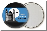 School of Wizardry - Personalized Birthday Party Pocket Mirror Favors