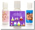 Science Lab - Personalized Birthday Party Lotion Favors thumbnail