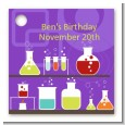 Science Lab - Personalized Birthday Party Card Stock Favor Tags thumbnail