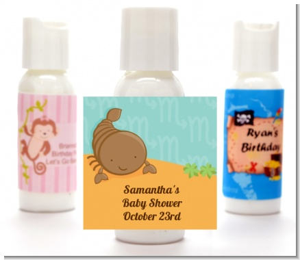 Scorpion | Scorpio Horoscope - Personalized Baby Shower Lotion Favors